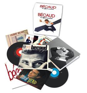 Le Coffret Essentiel - CD Audio di Gilbert Bécaud - 2
