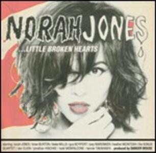 Little Broken Hearts - CD Audio di Norah Jones