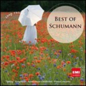 Best of Schumann - CD Audio di Robert Schumann