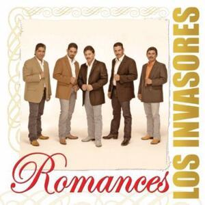 Romances - CD Audio di Los Invasores de Nuevo Leon