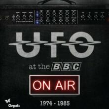 At the BBC. On Air... - CD Audio di UFO