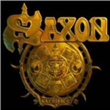 Sacrifice (Deluxe Edition) - CD Audio di Saxon