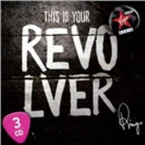 Revolver - CD Audio