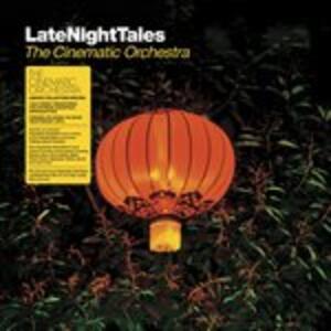 Late Night Tales - Vinile LP di Cinematic Orchestra