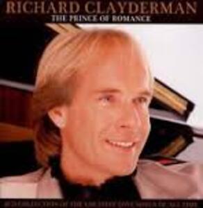 Prince of Romance - CD Audio di Richard Clayderman