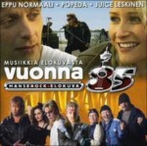 Musiikkia Elokuvasta (Colonna Sonora) - CD Audio