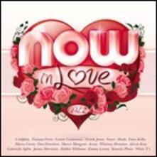 Now in Love 2013 - CD Audio