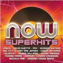 Now Superhits 2013 - CD Audio