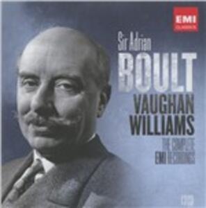 Musica orchestrale - CD Audio di Ralph Vaughan Williams,Sir Adrian Boult