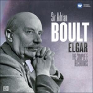 Adrian Boult - CD Audio di Sir Adrian Boult