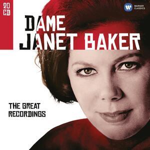 The Great Emi Recordings - CD Audio di Dame Janet Baker