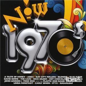 Now 1970's - CD Audio