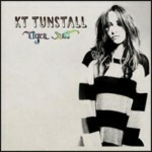 Tiger Suit - CD Audio di KT Tunstall