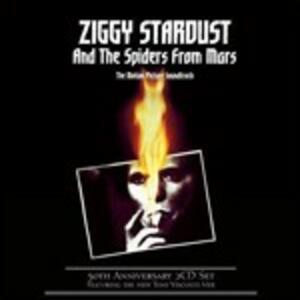 Ziggy Stardust and the Spiders from Mars - CD Audio di David Bowie