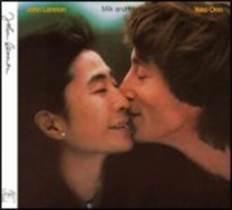 Milk and Honey - CD Audio di John Lennon,Yoko Ono