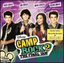 Camp Rock 2. The Final Jam (Colonna sonora) (Versione italiana) - CD Audio