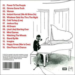 Power to the People. The Hits - CD Audio di John Lennon - 2