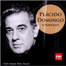 A Portrait - CD Audio di Placido Domingo