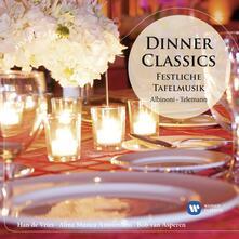 Dinner Classics - CD Audio di Tomaso Giovanni Albinoni