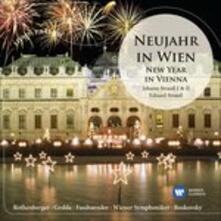 Neujahr in Wien - CD Audio di Johann Strauss