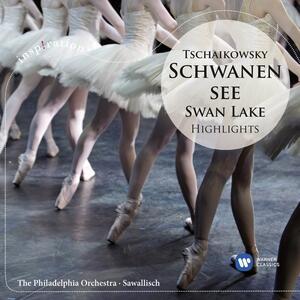 Schwanensee Highlights - CD Audio di Pyotr Il'yich Tchaikovsky