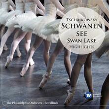 Schwanensee Highlights - CD Audio di Pyotr Ilyich Tchaikovsky