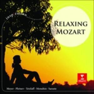 Relaxing Mozart - CD Audio di Wolfgang Amadeus Mozart
