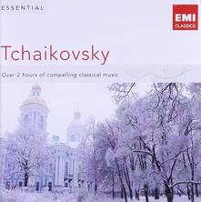 Essential Tchaikovsky - CD Audio di Pyotr Ilyich Tchaikovsky