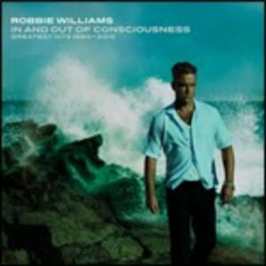 In and Out of Consciousness. Greatest Hits 1990-2010 - CD Audio + DVD di Robbie Williams