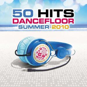 100 Hits Dancefloor Summer 2010 - CD Audio