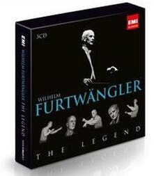 The Legend - CD Audio di Wilhelm Furtwängler