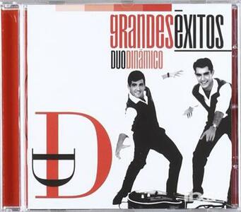 Grandes Exitios - CD Audio di Duo Dinamico