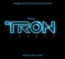 Tron Legacy (Colonna Sonora) - CD Audio di Daft Punk