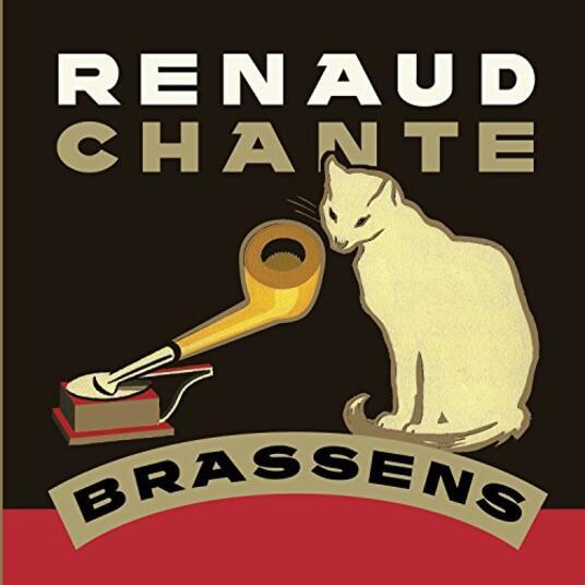 Chante Brassens - Vinile LP di Renaud