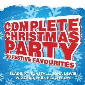 Complete Christmas Party - CD Audio