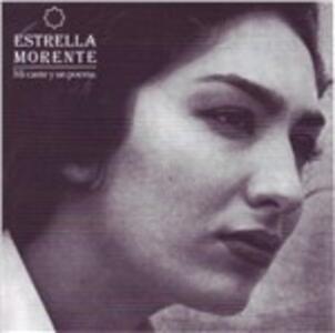 Mi Cante Y Un Poema - CD Audio di Estrella Morente