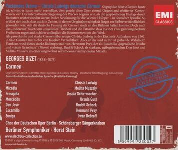 Carmen - CD Audio di Georges Bizet - 2