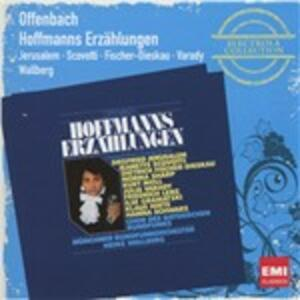 Hoffmanns Erzahlungen - in - CD Audio di Jacques Offenbach