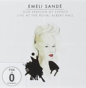 Our Version of Events - CD Audio + DVD di Emeli Sandé