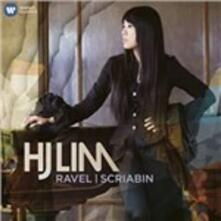 Ravel/Scriabin - CD Audio di Maurice Ravel,Alexander Nikolayevich Scriabin,Hj Lim