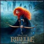 Cover CD Ribelle - The Brave
