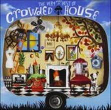 The Very, Very Best of - CD Audio + DVD di Crowded House