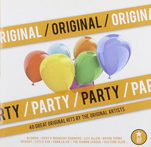 Original Party - CD Audio
