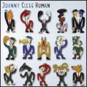 Human - CD Audio di Johnny Clegg