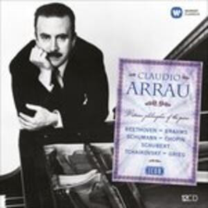 Icon - CD Audio di Claudio Arrau