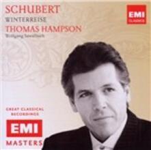 Winterreise - CD Audio di Franz Schubert