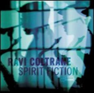 Spirit Fiction - CD Audio di Ravi Coltrane