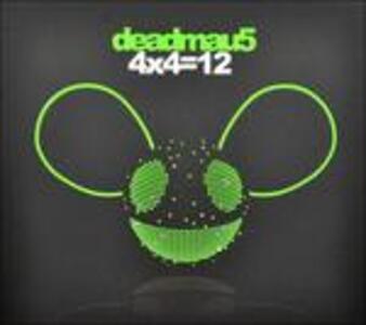 4x4=12 - CD Audio di Deadmau5