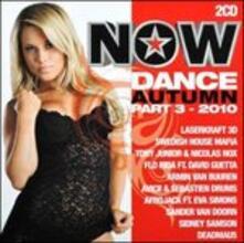 Now Dance Autumn Part 3 - CD Audio