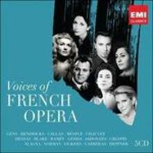 Voices of French Opera - CD Audio